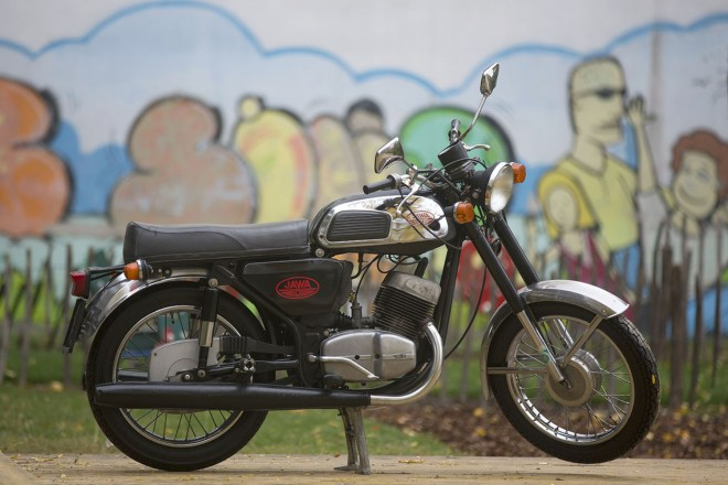 Jawa 350 Typ 634